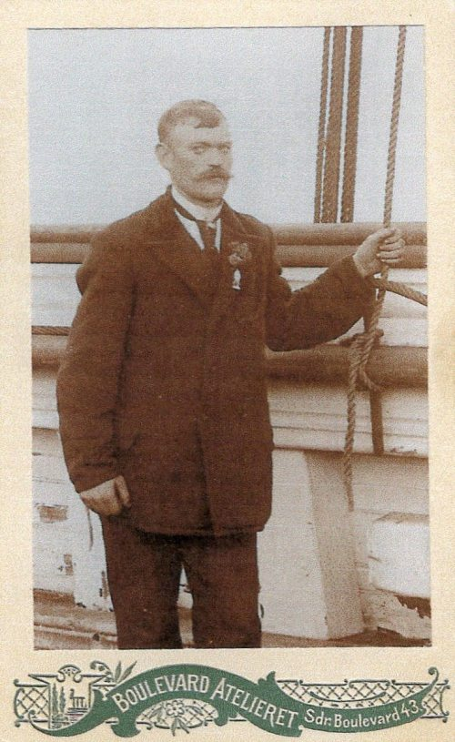 Nils Petter Lindström.