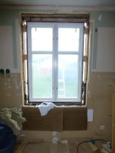 Det nya fönstret.